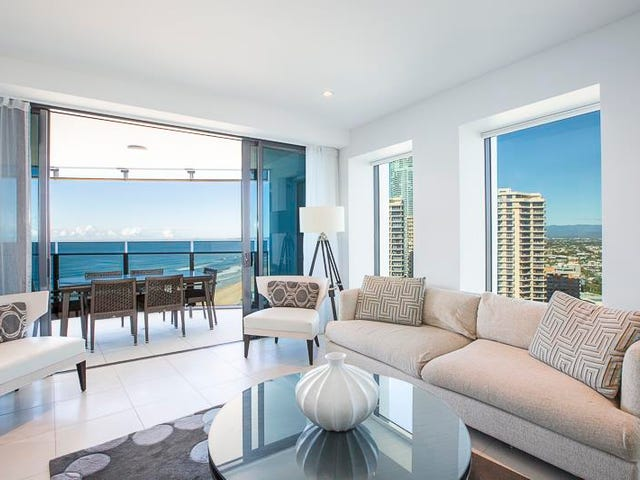 2101-4 The Esplanade, Surfers Paradise, Qld 4217