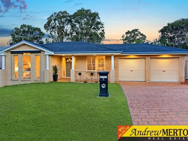5 Annfield, Kellyville Ridge, NSW 2155
