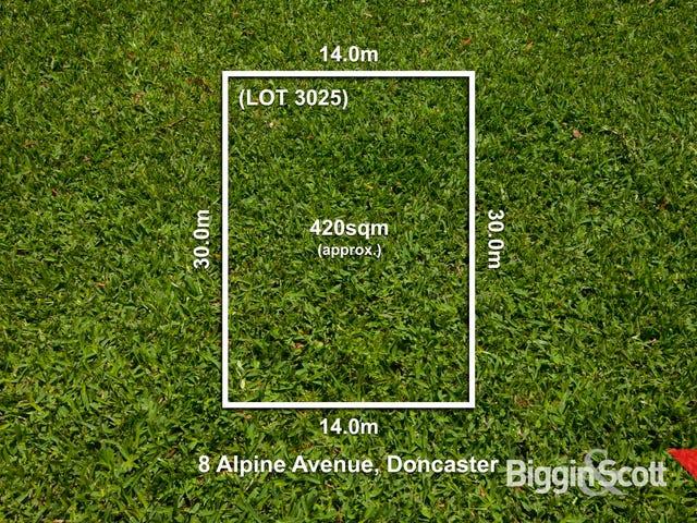 8 Alpine Avenue, Doncaster, Vic 3108