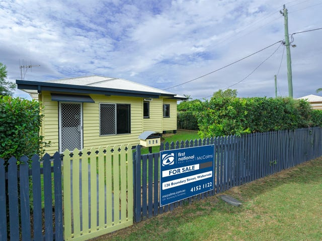 126 Boundary Street, Walkervale, Qld 4670