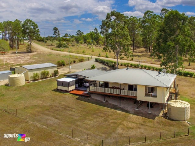 L528 Fleming Road, Glenwood, Qld 4570