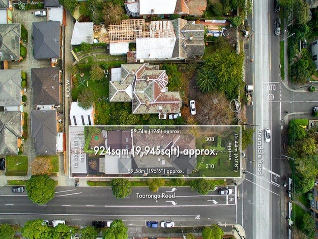308-310 Riversdale Road, Hawthorn East, Vic 3123