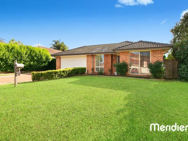 1 Sandlewood Close, Rouse Hill, NSW 2155