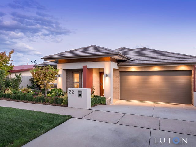 22 Kevin Curtis Crescent, Casey, ACT 2913
