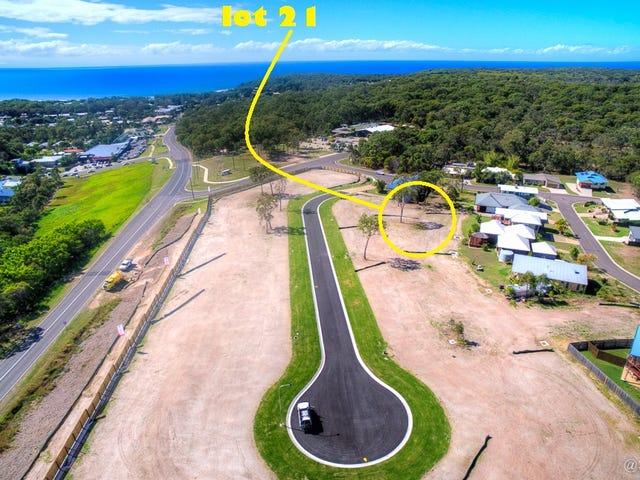 lot 21 Aquatic Vista, Agnes Water, Qld 4677
