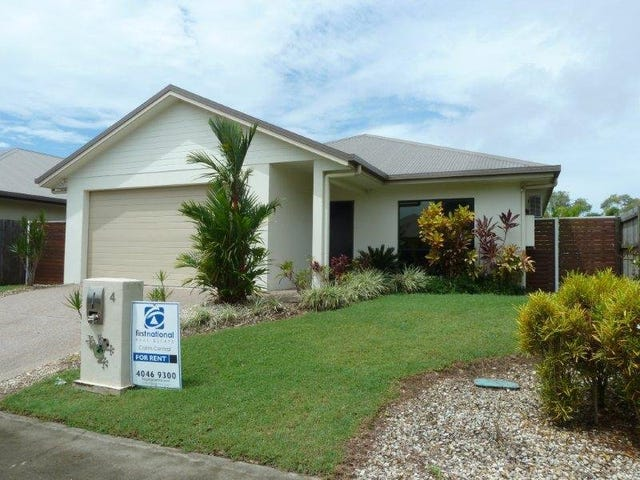 4 Rothesay Bend, Trinity Park, Qld 4879