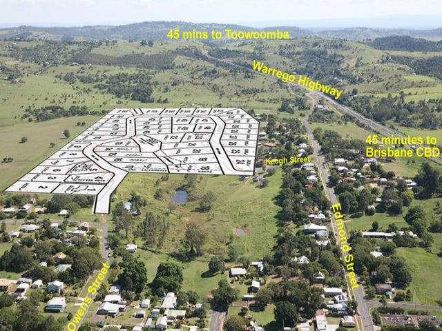 """Lot 18 """"Country Hills Estate"""", Marburg, Qld 4346"""