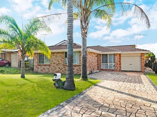38 Carbasse Crescent, St Helens Park, NSW 2560