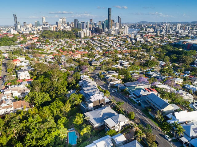 45 Upper Cairns Terrace, Paddington, Qld 4064
