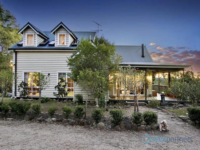 25 Carmichael Place (off Teale Road), East Kurrajong, NSW 2758