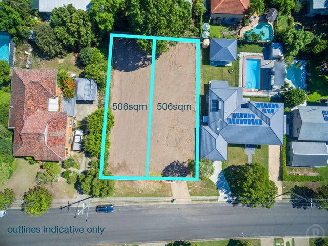 """Approved Lots 1 & 2, 7 Ashley Road, Chermside West, Qld 4032"