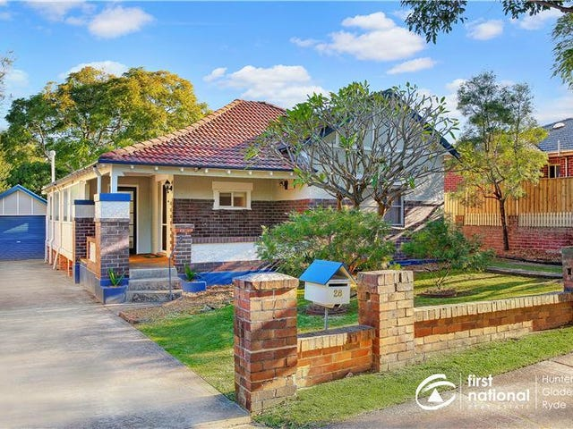 28 Thorn Street, Ryde, NSW 2112