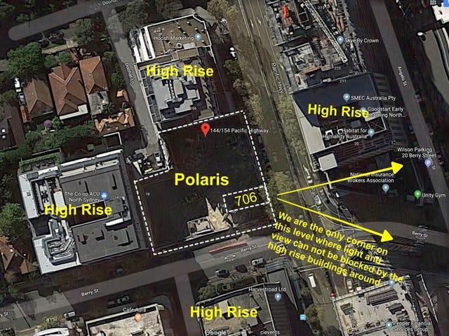 706/144-154 Pacific Highway, North Sydney, NSW 2060