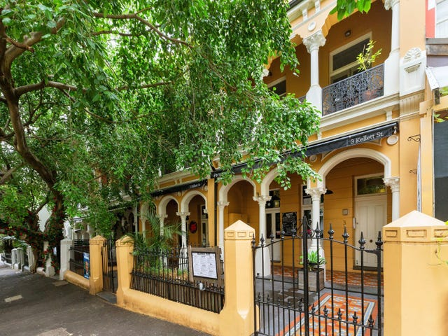 3-5  Kellett Street, Potts Point, NSW 2011
