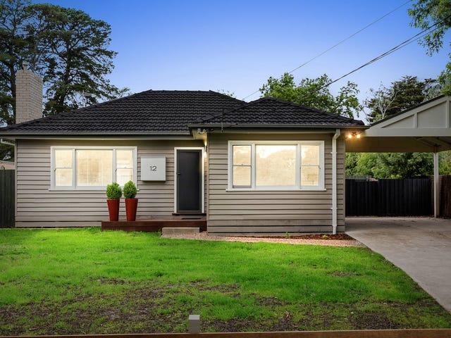 12 Home Street, Bayswater North, Vic 3153