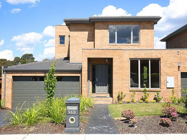 96B Bellevue Avenue, Doncaster East, Vic 3109