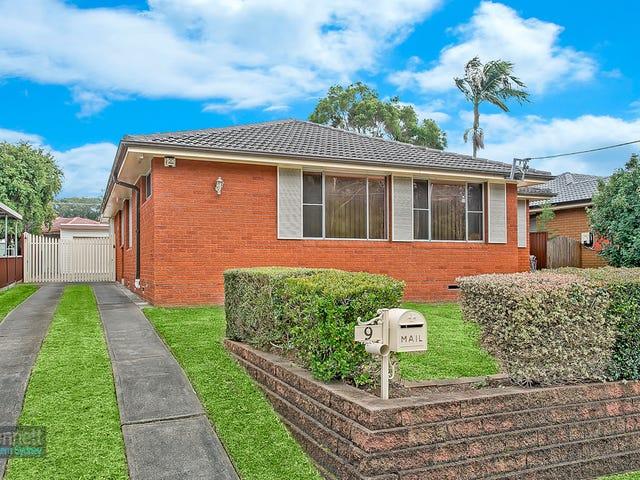 9 Memphis Crescent, Toongabbie, NSW 2146