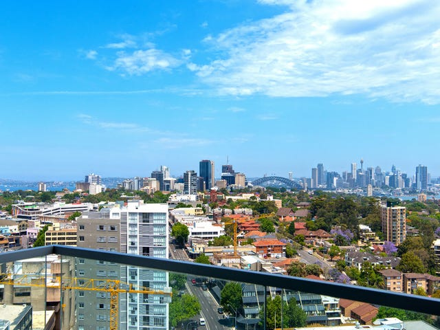 1702/599 Pacific Highway, St Leonards, NSW 2065