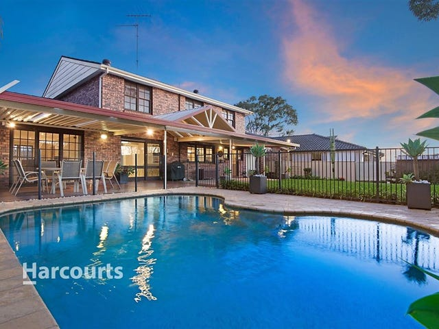 3 Coral Crescent, Kellyville, NSW 2155