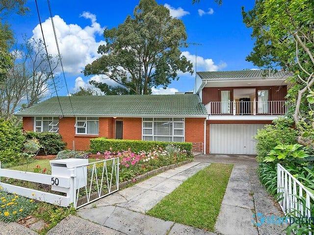 50 Hancott Street, Ryde, NSW 2112