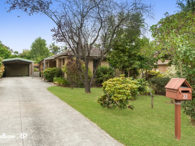22 Bradman Avenue, Mount Evelyn, Vic 3796