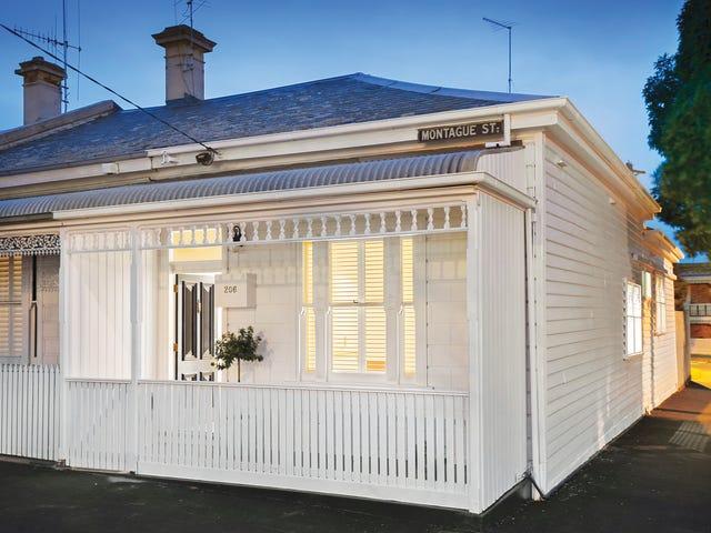 206 Montague Street, South Melbourne, Vic 3205