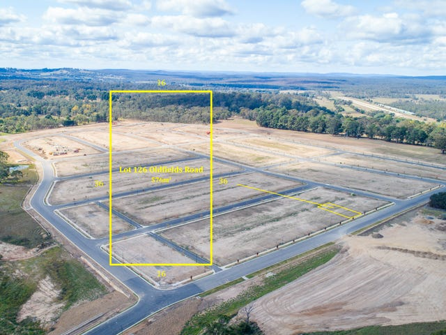 Lot 126 Oldfield Road, Mittagong, NSW 2575