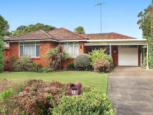 10 Anthony Street, Carlingford, NSW 2118