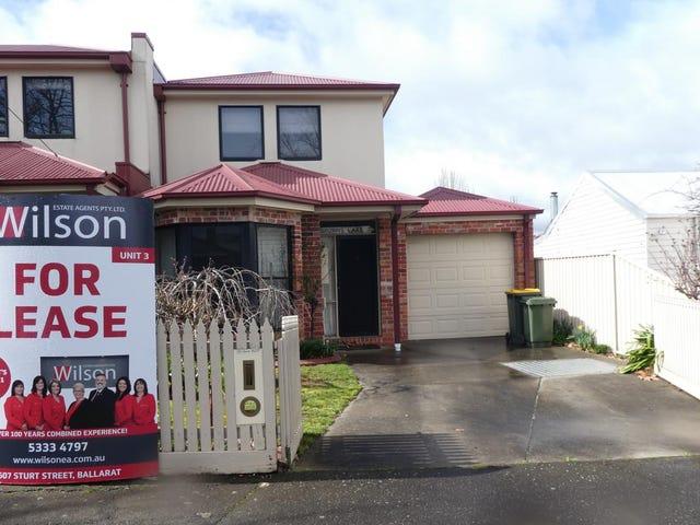 3/305 Pleasant Street South, Ballarat Central, Vic 3350