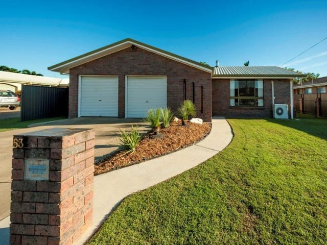 53 Sinclair Street, Avenell Heights, Qld 4670