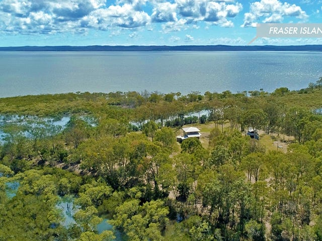 Lot 8 Sandy Strait Drive, Boonooroo, Qld 4650