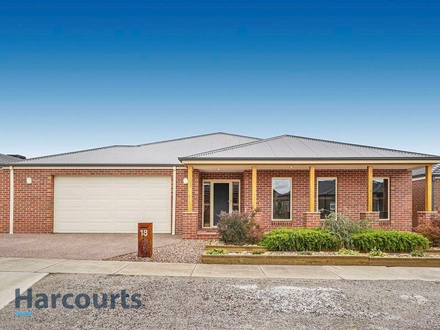 18 Finlay Avenue, Melton West, Vic 3337