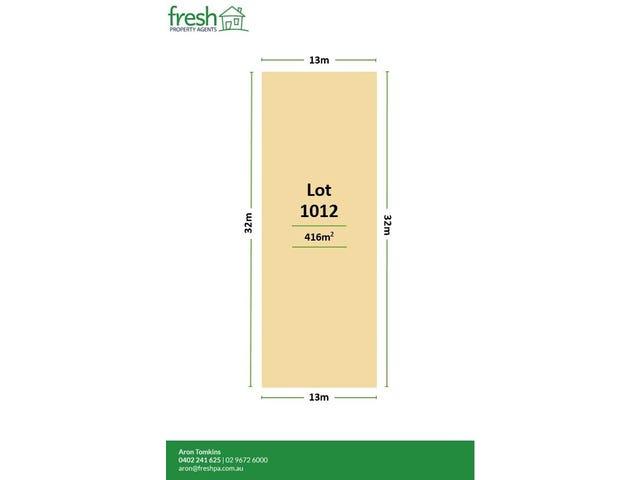 Lot 1012, 7 Blondell Crescent, Gledswood Hills, NSW 2557