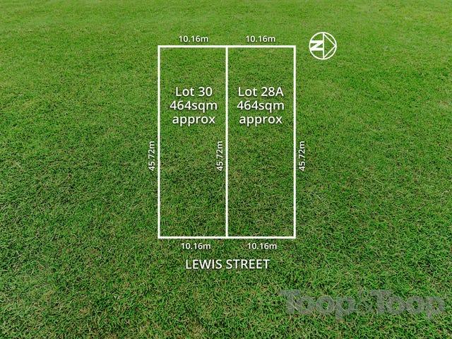 28A & 30 Lewis Street, Brooklyn Park, SA 5032
