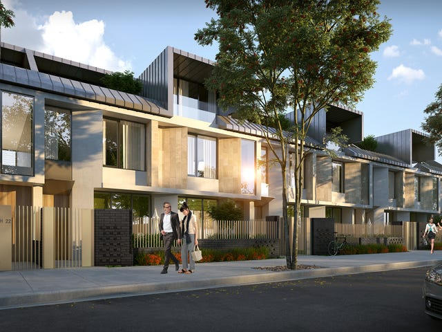 TERRACES 32 Page Street, Pagewood, NSW 2035