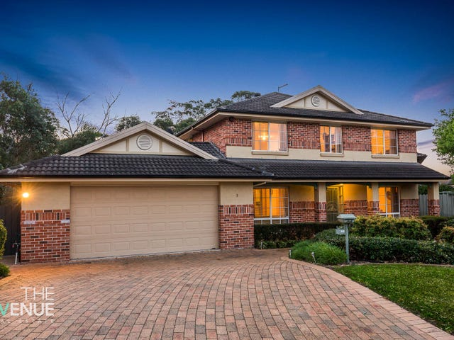 5  Ruby Court, Kellyville, NSW 2155