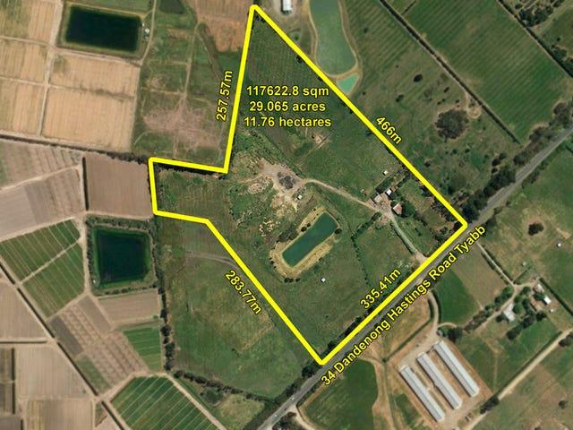 34 Dandenong Hastings Road, Tyabb, Vic 3913