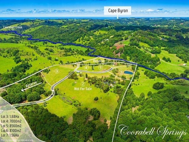 105 Keys 'Coorabell Springs' Road, Coorabell, NSW 2479