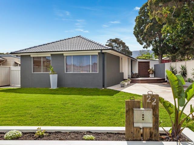 22 Wollonyuh Crescent, Horsley, NSW 2530