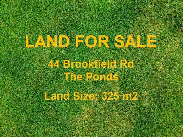 44 Brookefield Road, The Ponds, NSW 2769
