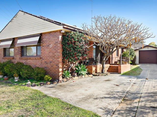 22 Hasselburgh Road, Tregear, NSW 2770