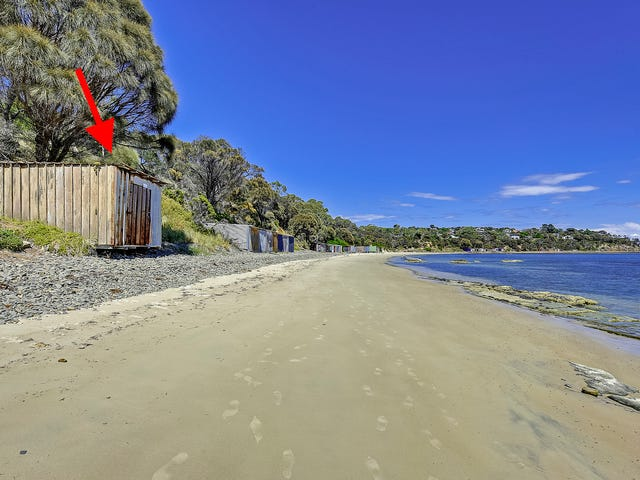 1 Boatshed, Red Ochre Beach, Dodges Ferry, Tas 7173