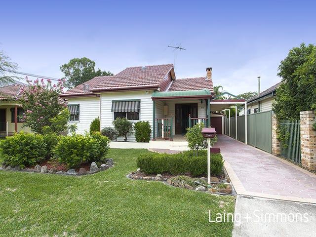 31 Fulton Avenue, Wentworthville, NSW 2145