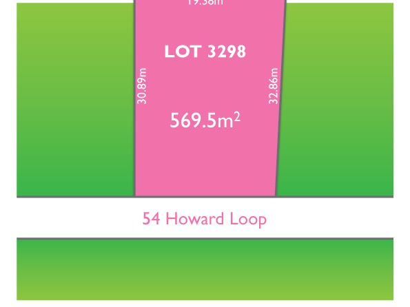 Lot 3298 Howard Loop, Oran Park, NSW 2570
