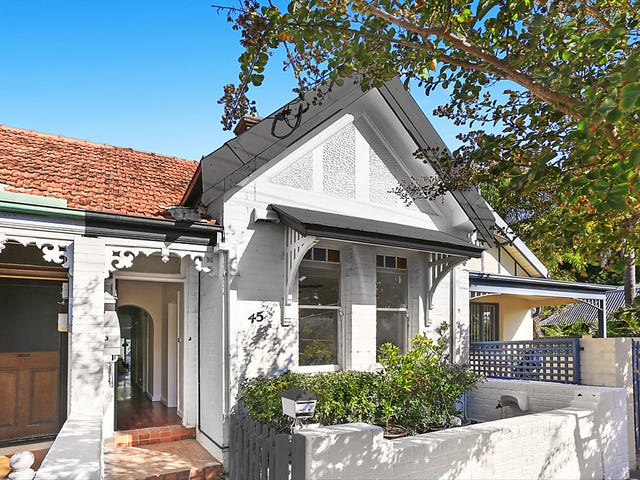 45 Huntington Street, Crows Nest, NSW 2065