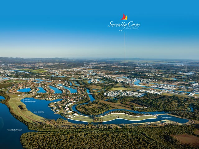 Serenity Cove, Serenity Boulevard, Helensvale, Qld 4212