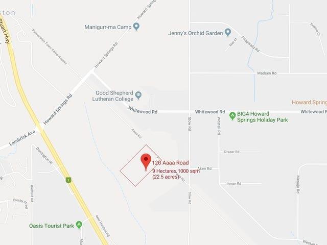 120 AAAA Road, Howard Springs, NT 0835