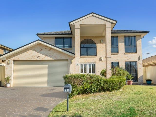12 Stave Place, Kellyville Ridge, NSW 2155