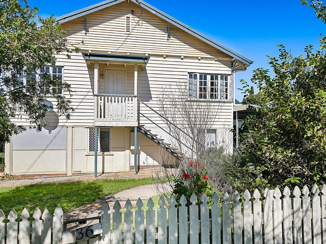 36 Elizabeth Street, South Toowoomba, Qld 4350