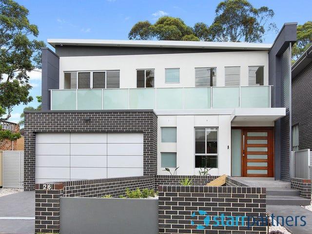 26 Albert Street, Guildford, NSW 2161